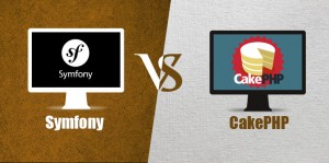 The Comparison between Symfony and CakePHP